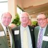 Phil Bova, Bill Reppa and George Newman