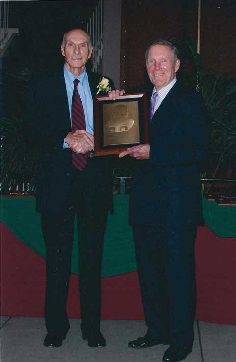Dick Brubaker and Jack Herrick