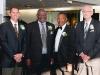 Tim Mack, Preston Powell, Clinton Jones, and Larry Chernauskas